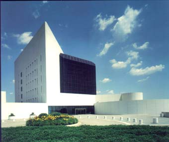 Kennedy Library Museum